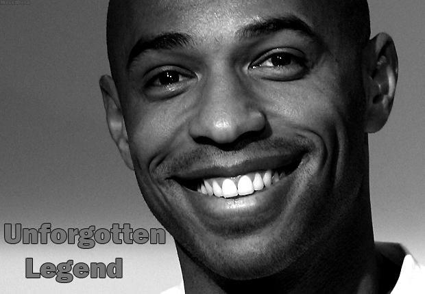 Thierry Henry - Unforgotten Legend