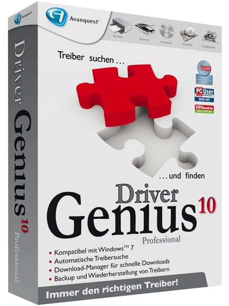 Driver Genius Professional Edition 10.0.0.526 En Final + New Crack