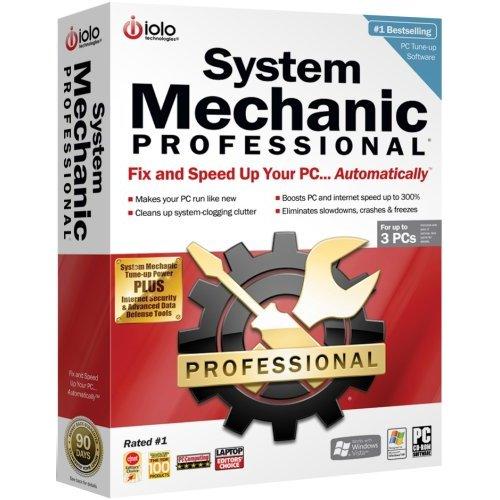 System Mechanic Professional 10.0.0