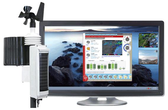 برنامج الطقس الحقيقي مباشرة Weather Watcher Live 7.0.29