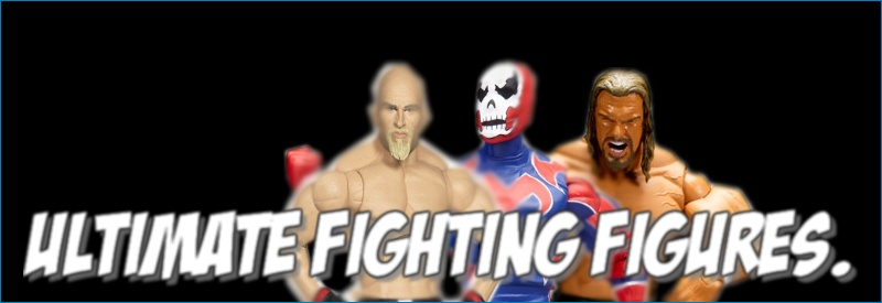 Ultimate Fighting Figures