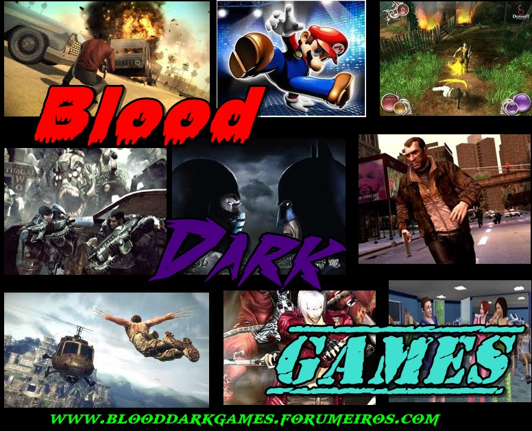 Blood Dark Games