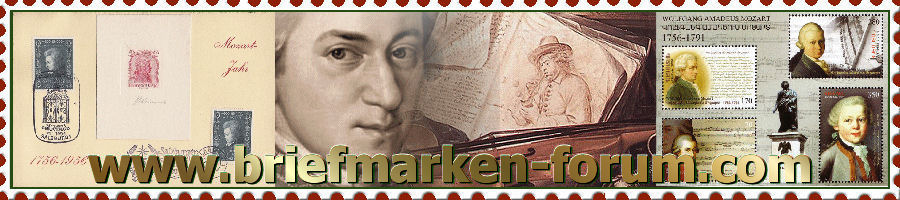 Briefmarken - Forum