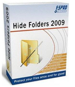 Hide Folders 2009 ver 3.6.25.627