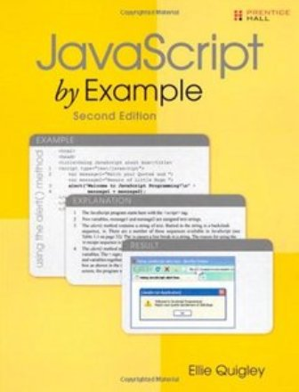 [Multi] JavaScript by Example