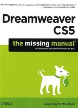 [Multi] Dreamweaver CS5: The Missing Manual