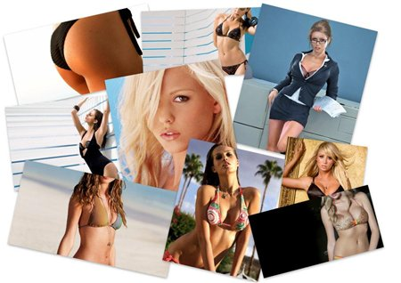120 Cool Girls HQ  Wallpapers Pack