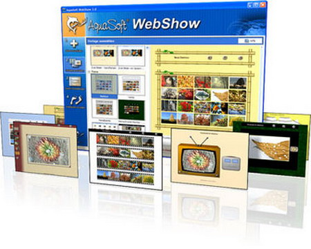 AquaSoft WebShow v3.2.08