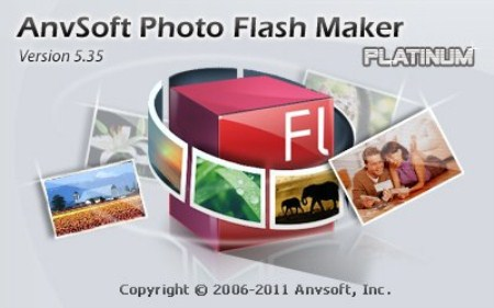 AnvSoft Photo Flash Maker Platinum 5.35 Portable