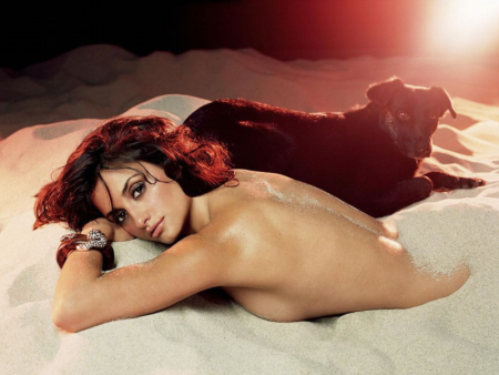 Penelope Cruz Sexy - HQ Wallpapers Pack