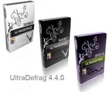 UltraDefrag v5.0.0 Portable