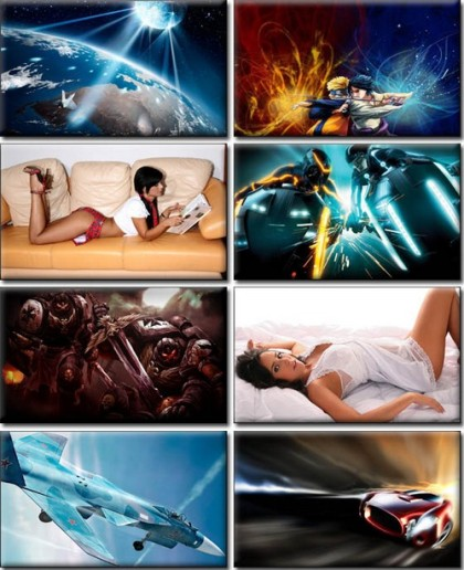 Amazing Desktop Wallpapers Pack 75
