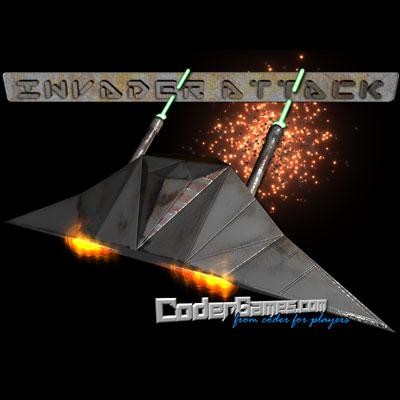 Invader Attack ver 1.1.4