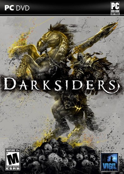 Darksiders-SKIDROW +CRACK ONLY