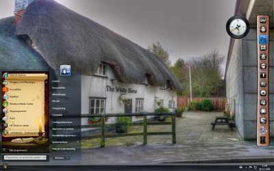 Tavern Theme for Windows7
