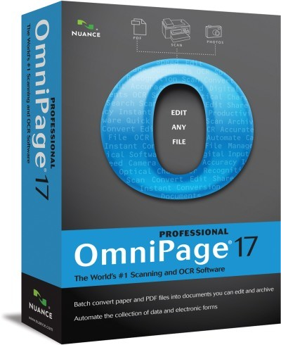 [UD] OmniPage 17 Professional - Multilanguage