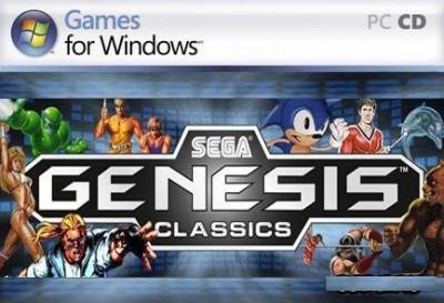 SEGA Genesis Classics RIP Pack