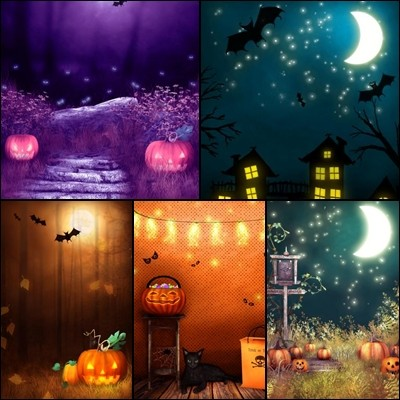 10 Halloween Wallpapers