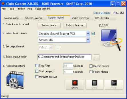 aTube Catcher v2.2.519 Portable