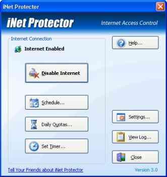 Blumentals iNet Protector v4.0.0