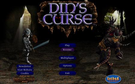 Din's Curse ver 1.007