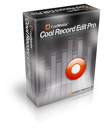 Cool Record Edit Pro 2011 8.1.7