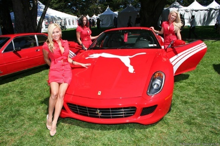 Girls and SuperCars Wallpapers New 2010 Pack