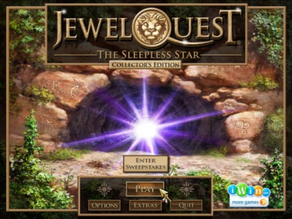 Jewel Quest: The Sleepless Star Collector's Edition - (FINAL)