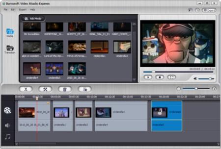 Daniusoft Video Studio Express v1.0.0.6 Portable