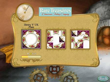 Portable Rare Treasures: Dinnerware Trading Company v1.0
