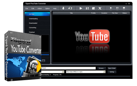 Tipard YouTube Converter v4.0.16 Portable