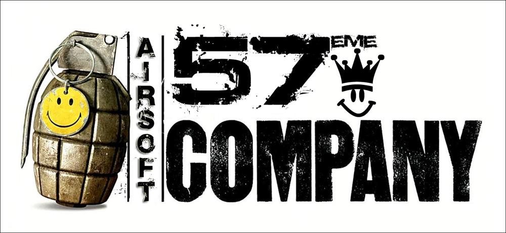 La 57ème company d'airsoft