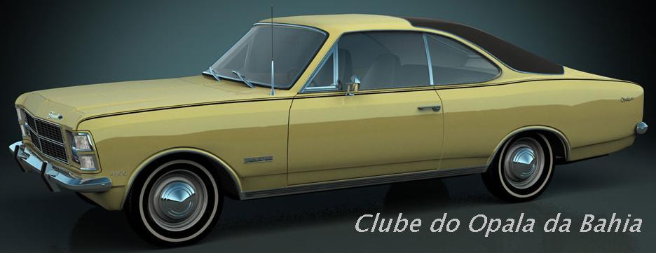 Fórum do Clube do Opala da Bahia (COB)