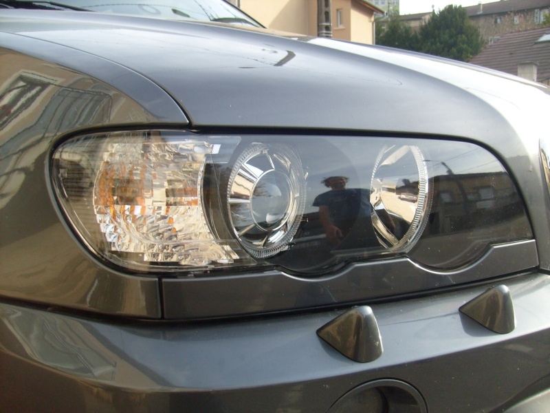 Phares Angel Eyes Page 1 Forum Ma Bmw