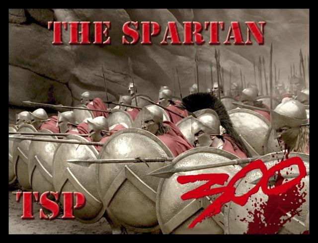 The Spartan!