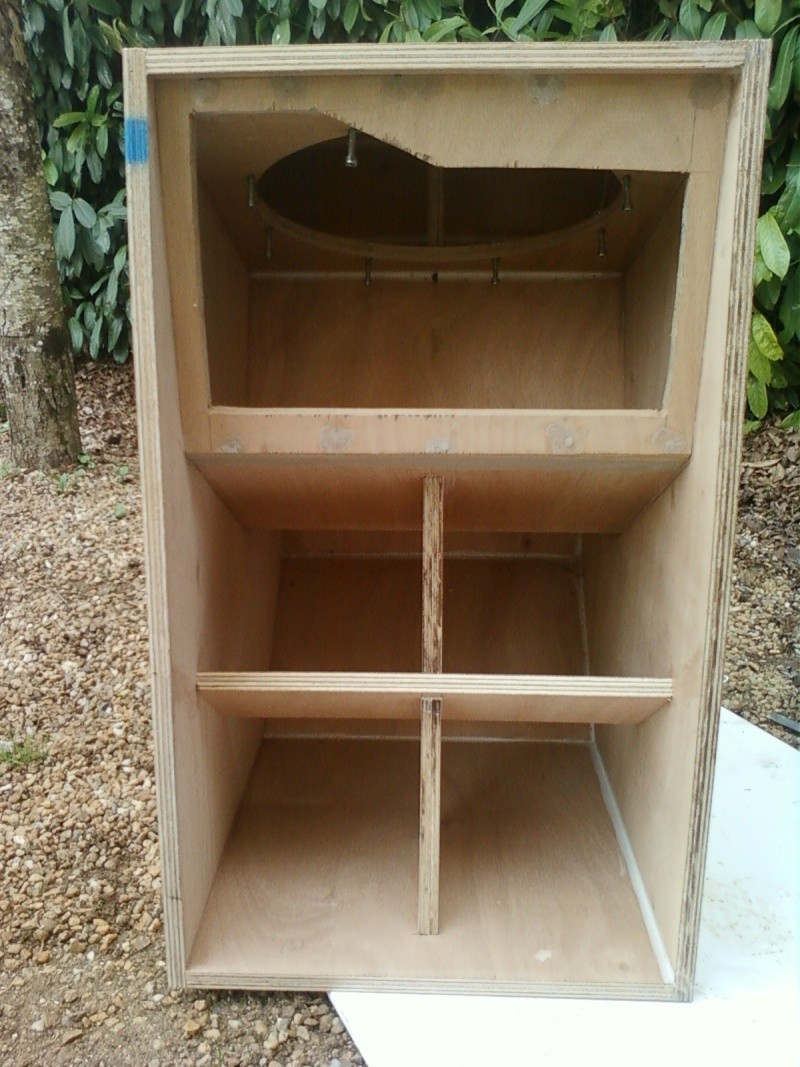 plan caisson mb115. Black Bedroom Furniture Sets. Home Design Ideas