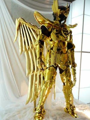 Une armure dorée. dans POESIES, TEXTES 12547810