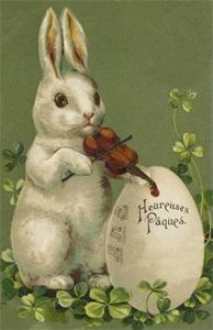 Le lapin blanc. dans FABLE heidiw10