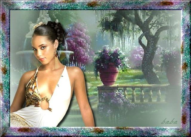 Dans un jardin d'Eden. dans POESIES, TEXTES jardin15