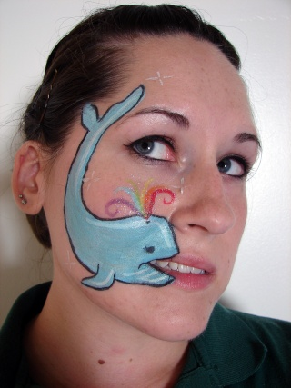 Face Painting Zoo Animals http://www.facepaintforum.com/t3413p60-zoo-animals
