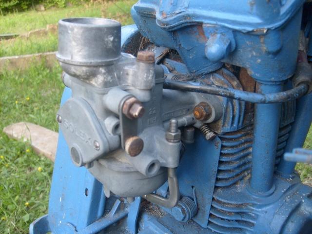 carburateur solex moteur bernard w610