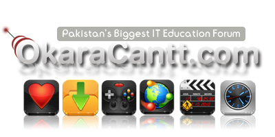 Okara Cantt - Pakistan's Biggest IT Education Forum