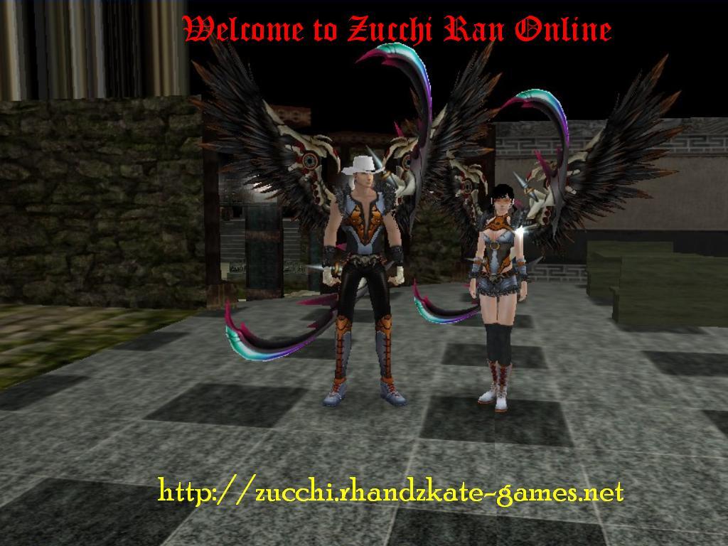 Zucchi Ran Online Episode 6 Season 2 ver. 3