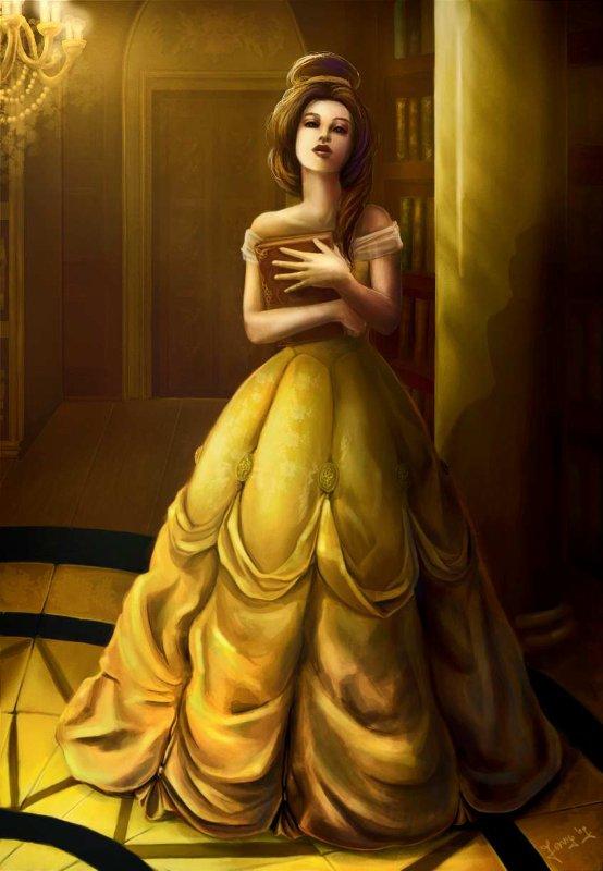 Princesse mode fan art de vos princesse preferer - La belle princesse ...