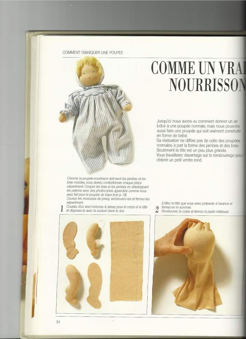 poupée originale bébé