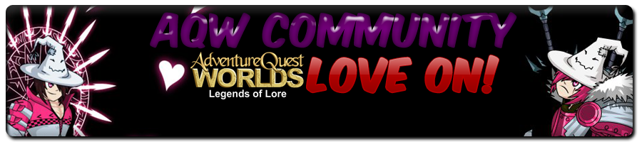 AQW Community: ❤ LOVE-ON! ❤
